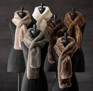 fur-scarves