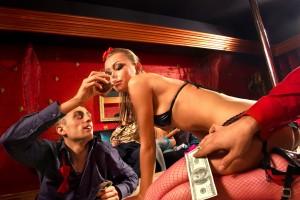 geriausi striptizo klubai