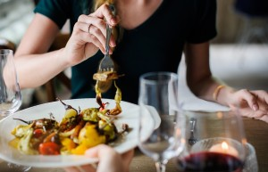Prabanga tviskantis restoranas su itin gurmanišku maistu