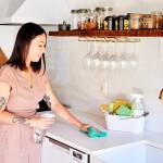 Kaip užtikrinti švarą virtuvėje