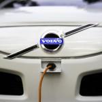Volvo dalys