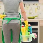 Kaip greitai ir kokybiškai išvalyti namus